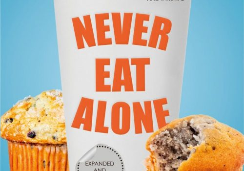 Books We Like  - Never Eat Alone, Keith Ferrazzi